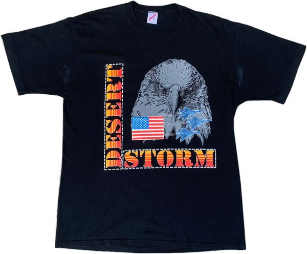 Vintage Operation Desert Storm Tee