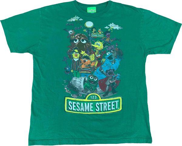 2009 Sesame Street Promo Tee