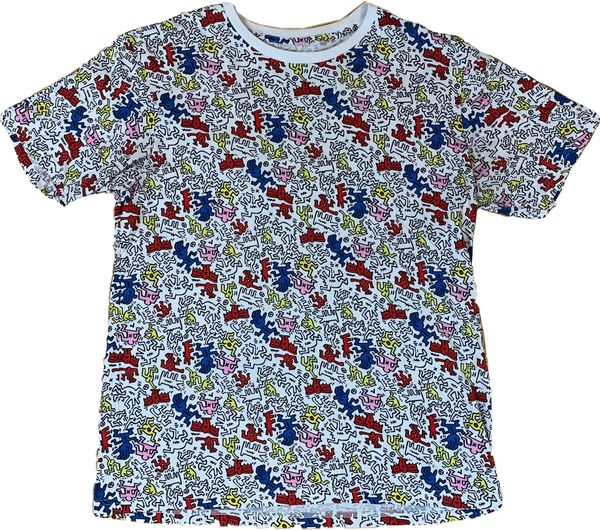 Keith Haring All Over Print Tee