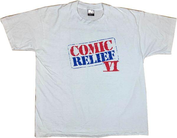 Vintage Comic Relief VI Tee