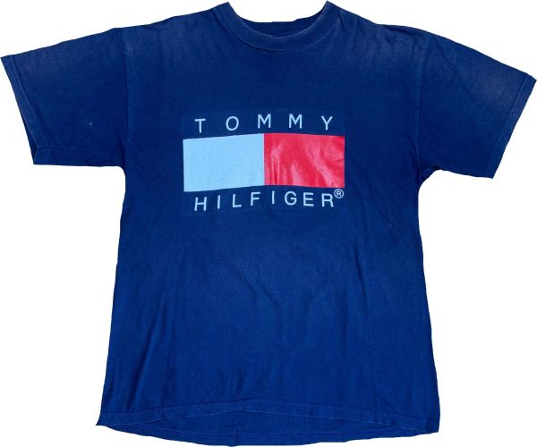 Vintage Bootleg Tommy Hilfiger Spellout Tee