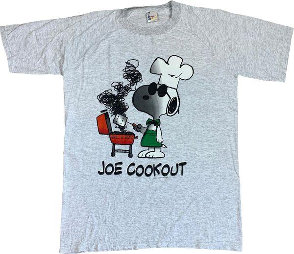 Vintage Joe Cookout Snoopy Tee