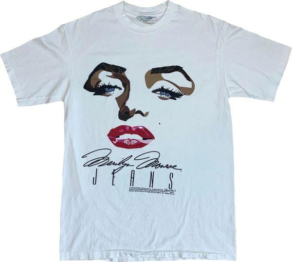 Vintage 1995 Marilyn Monroe Face Tee