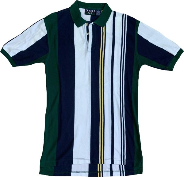 Vintage Trader Bay Striped Polo