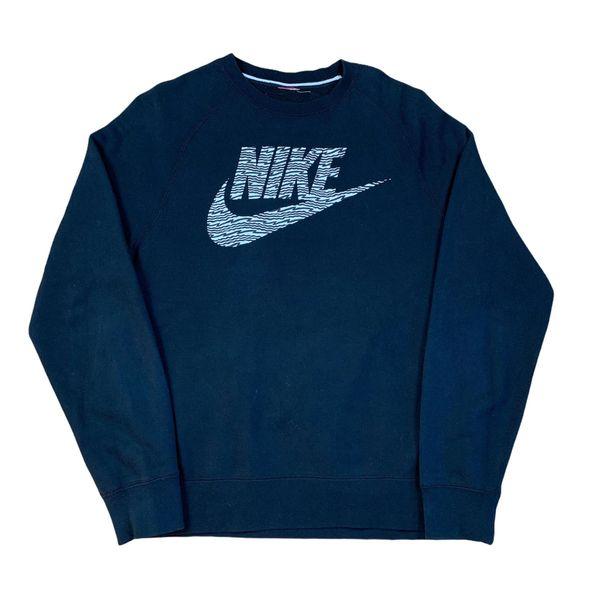 Nike Scribble Logo Crewneck