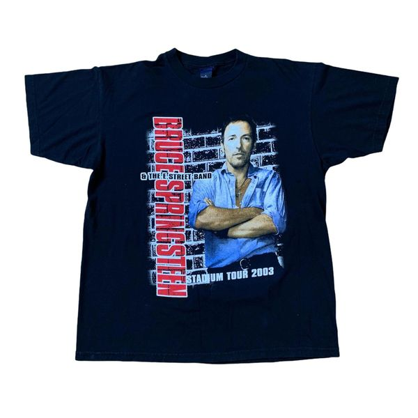 Vintage 2003 Bruce Springsteen Stadium Tour Tee