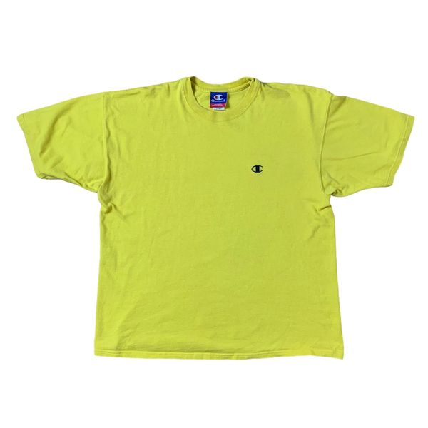 Champion Essential Embroidered Logo Tee