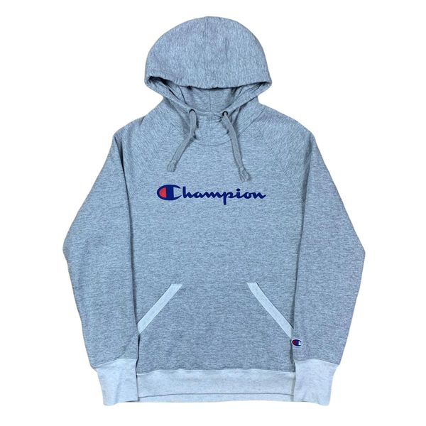 Champion Spellout Hoodie