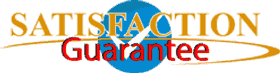 SATISFACTION GUARANTEE GARAGE DOOR INSTALLATION