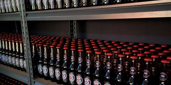 Bribie Island Brewing Company bottled beers