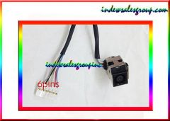 HP Pavilion DV6-20000 DC Jack with Harness Cable
