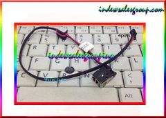 Acer Aspire One D150 KAV10 D250 KAV60 DC Power Jack Cable Harness DC301007400