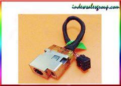 HP Pavilion 15 15B HP Sleekbook 14 14B DC Power Jack Harness Cable 698231-FD1