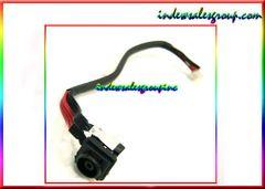 Sony Vaio VGN-FJ270 VGN-FJ290 VGN-FJ370 DC Power Jack Cable Harness P/N: A-1154-013-A