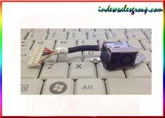 HP Pavilion DV4-4000 6017B0256201 dc power jack harness