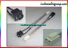 Sony Vaio PCG-GRT GRT360ZG DC Power Jack Harness