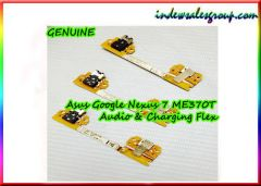 Asus Google Nexus 7 ME370T USB Charger Dock Connector +Audio Jack Flex Cable