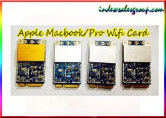 "Apple Macbook Pro 13"" 15"" A1211 A1226 A1260 ATHEROS Wifi Card 020-5340-A"