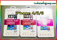 Iphone 4 4G 4S Tempered Glass 0.33mm 2.5D
