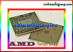 AMD Turion 64X2 Dual Core TL-58 Socket S1 CPU TMDTL58HAX5DM (1.9Ghz)