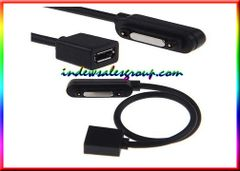 Sony Xperia Z Z1 Z2 Z3 Compact Micro USB to Sony Magnetic Charger Cable Cord