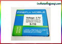 Firefly Mobile S-110 Battery 3.7V Non OEM