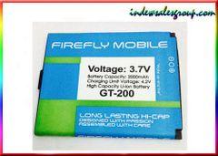 Firefly Mobile GT-200 Battery 3.7V 2000mAh non OEM