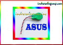 Asus Eee PC 1101HA 1005HA 1008HA 1008HAB RTC CMOS Battery 3V Rechargeable