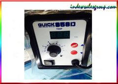 Quick 858D Hot Air Rework Station Compact Size 220V