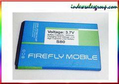 Firefly Mobile S80 Battery 3.7V
