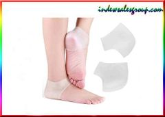 Silicone Moisturizing Gel Heel Socks For Cracked Foot Skin Care Protector