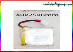 3.7V 600mAh 25C for WLtoys V931 SYMA X5C Quadcopter Drone Lipo Battery