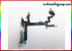 iPhone 5 5G Power Volume Mute Switch button Flex Cable Brackets