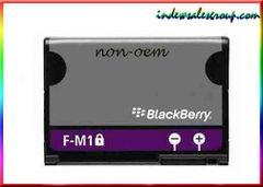 Blackberry Pearl F-M1 FM1 3G 9100 9105 9670 BAT-24387-004 Replacement Battery