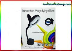 Flexible Magnifying Illumination Lamp