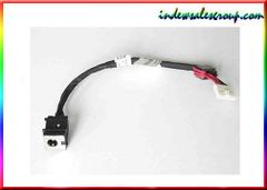 Fujitsu Siemens Lifebook NH751 6017B0301701 DC Jack Harness Cable