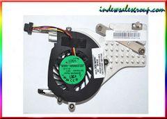 HP Mini 110-3000 210-2000 CQ10-600 CPU Fan With Heatsink