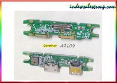 Lenovo A2109 Tablet Dock Charging Port Flex