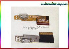 Lenovo Yoga Tab 2 B8000 Blade 10 Charging Port Flex