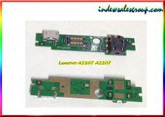 Lenovo Ideapad A2107 A2207 Tablet Charging Dock A2-USBPCB-H301 USB Charging Port Flex Cable