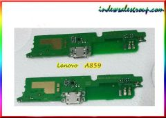 Lenovo A859 Charging Dock Port Board +Mic
