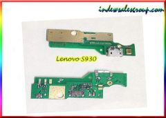 Lenovo S930 Charger Port Dock Microphone Flex Cable