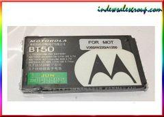 Motorola BT50 Battery
