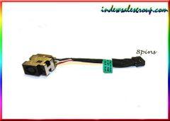 HP Pavilion G4-2000 DC jack harness cable