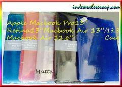 """Macbook Air 13"""" Shell Case (Matte)"""
