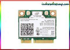 Intel Wireless-AC 7260 7260HMW 802.11AC Dual Band BT4.0 PCIe Half Mini Wifi Card