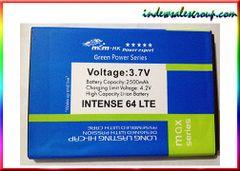 Firefly Mobile Intense 64 LTE Battery 3.7V 2500mAh (Non OEM)