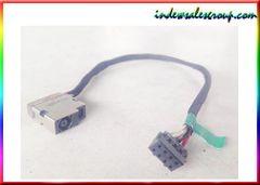 HP HP 15-g068ca 15-g068cl 15-g069cl 15-g070nr 15-G071nr dc jack harness