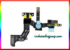 iPhone 5 5G Proximity Sensor Light Motion Flex Cable & Front Face Camera
