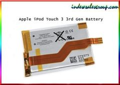 iPod Touch 3rd Gen 8GB 16GB 32GB Replacement Battery 616-0471